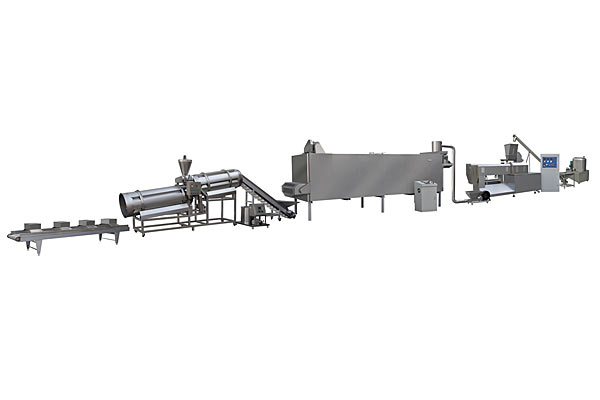 Pet and Animal Food / Fish Feed Process Line