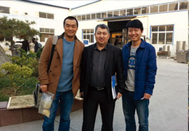 Uzbekistan cooperation customers