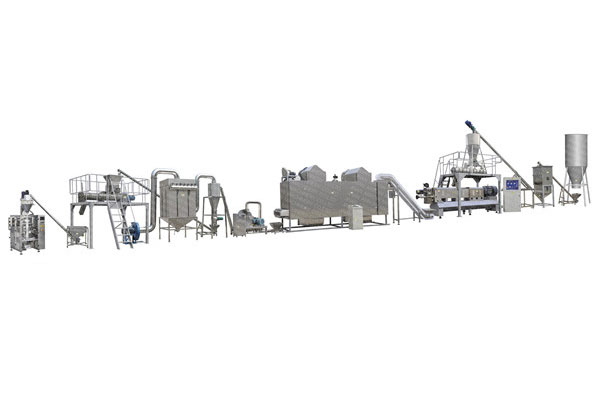 Nutrition powder / baby rice flour / modified starch production line