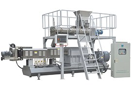 Fantastic Technology Double Screw Extruder