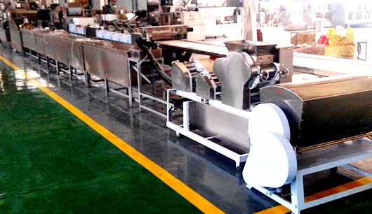 Compact and reasonable design and convenient operation of the whole machine