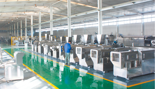 The design of the whole machine is compact, reasonable and simple to operate.