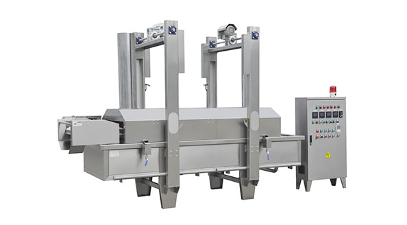 Series of Fryer Machine