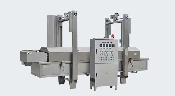 Fried Snacks Process System