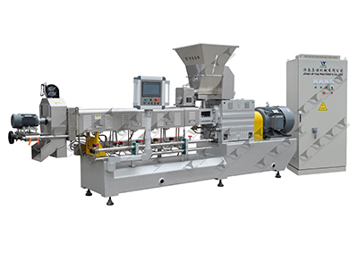 Application of Arrow Machinery's Ace Model FT75 to Nutritional Powder Food Processing